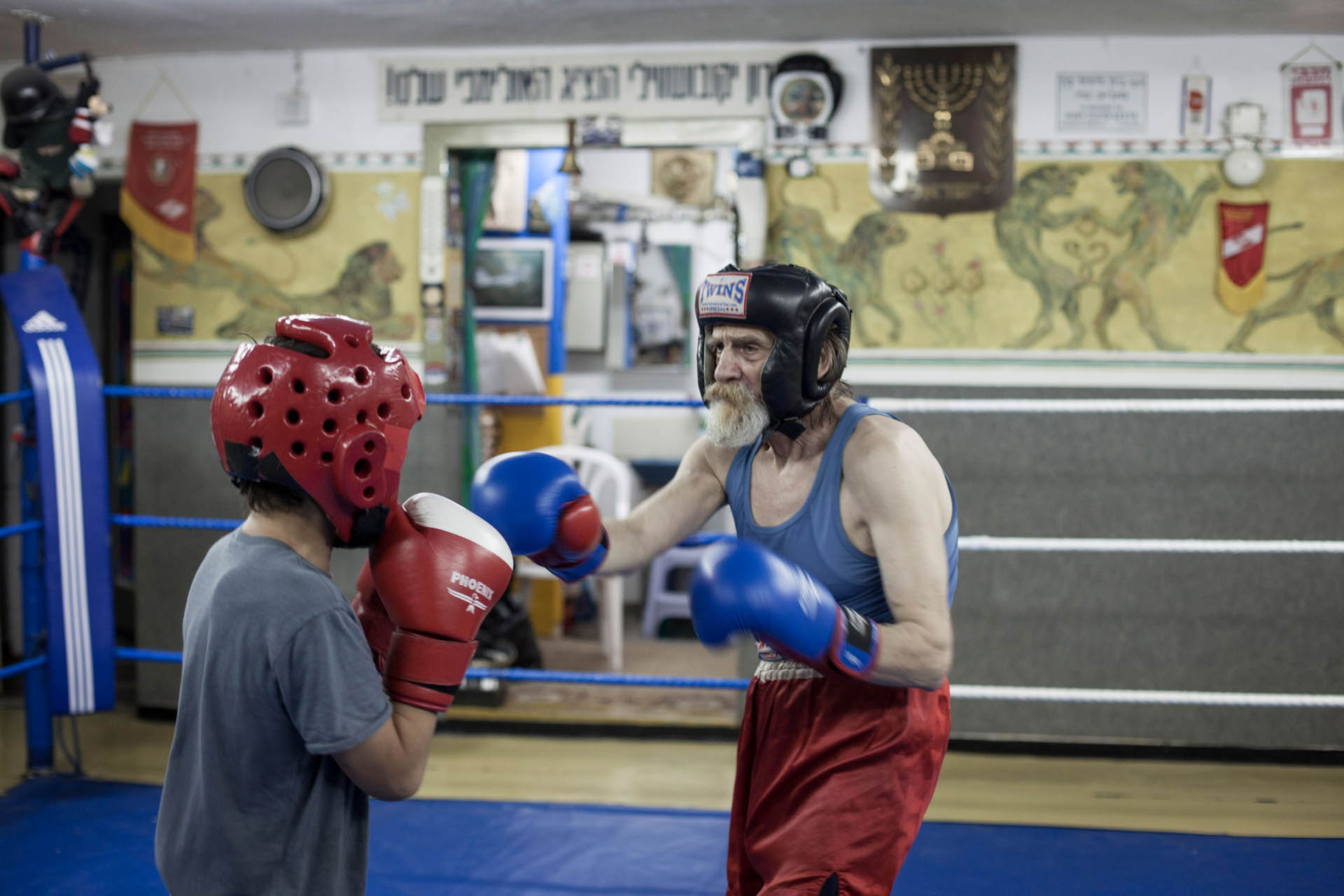Jerusalem Boxing